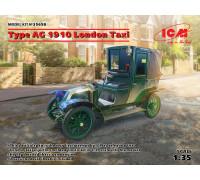Лондонское такси тип AG 1910
