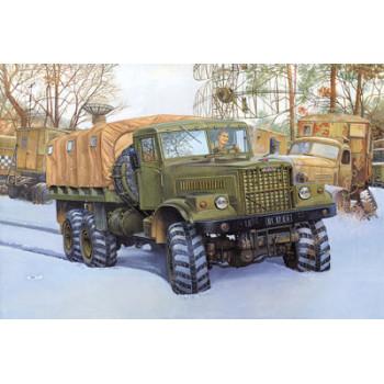 Rod805 Советский грузовик 255B