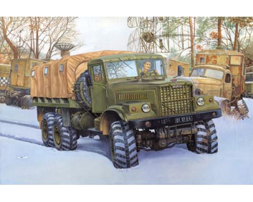 Советский грузовик 255B