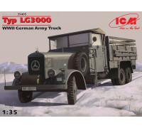 Typ LG3000, Германский армейский грузовик ІІ МВ