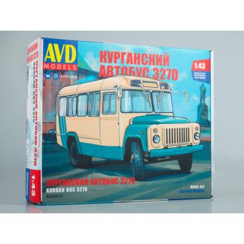 4038AVD Сборная модель КАВЗ-3270