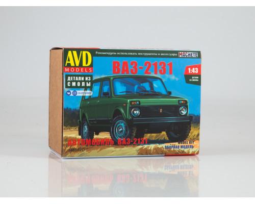Сборная модель ВАЗ-2131