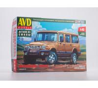 Сборная модель Автомобиль 230810