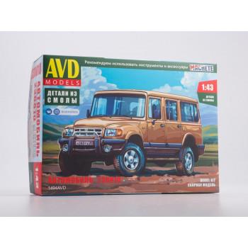 1494AVD Сборная модель Автомобиль 230810