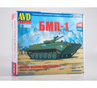 Сборная модель Боевая машина пехоты БМП-1