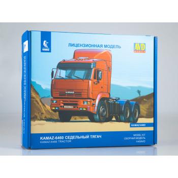 1445AVD Сборная модель КАМАЗ-6460 седельный тягач