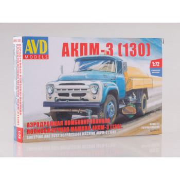 1289AVD Сборная модель АКПМ-3 (130)