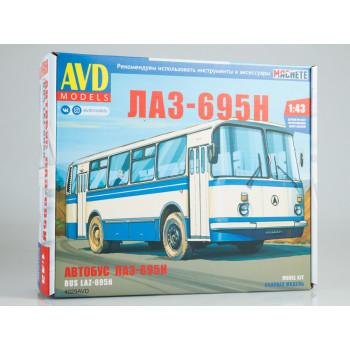 4029AVD Сборная модель ЛАЗ-695Н