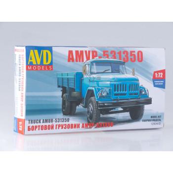1290AVD Сборная модель АМУР-531350 бортовой