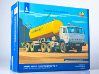 КАМАЗ-54112 с полуприцепом ТЦ-11