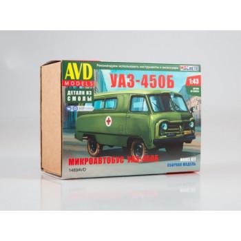 1489AVD Сборная модель УАЗ-450Б