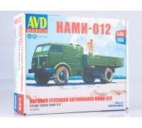 Сборная модель Паровой грузовой автомобиль НАМИ-012