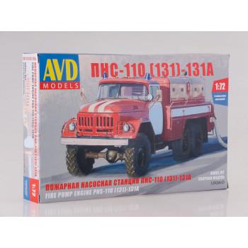 1293AVD Сборная модель ПНС-110(131)-131А