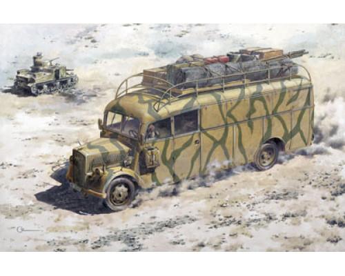 Автобус 3.6-47 Blitz Omnibus Stabswagen