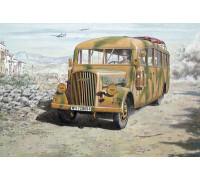 Автобус Blitz Omnibus W39 (Late WWII service)