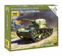 Советский легкий танк Т-26
