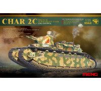 Французский супер тяжёлый танк CHAR 2C