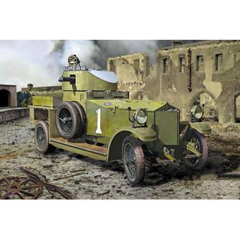 Rod803 Британский бронеавтомобиль (Pattern 1914)
