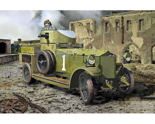 Британский бронеавтомобиль (Pattern 1914)