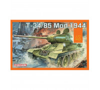7556 Dragon ТАНК Т-34-85 модификация 1944, 1/72