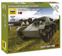 Сов.легкий танк Т-60