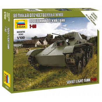 zv6258 Сов.легкий танк Т-60