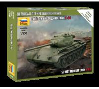 Советский средний танк Т-44