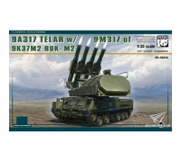 PH35034 Sam -17 Buk M2 (With Metal track link)
