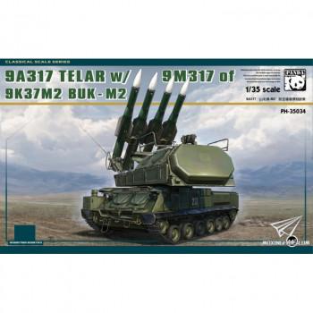 PH35034 Sam -17 Buk M2 (With Metal track link) от Panda Hobby