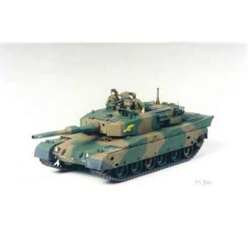 Японский современный танк TYPE 90