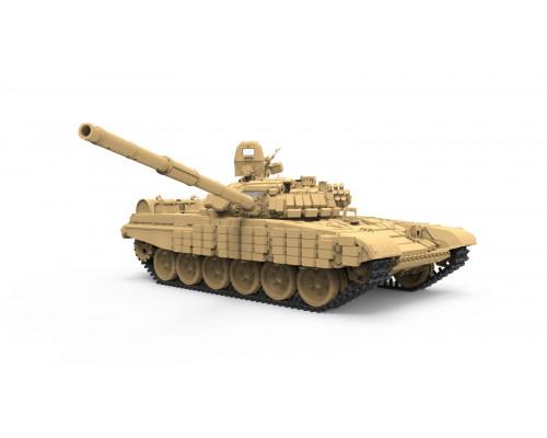 TS-033 Основной Российский танк T-72B1