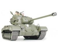 Амер.cредний танк М26 Pershing (Т26Е3) с 90мм пушкой