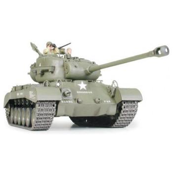 Американский cредний танк М26 Pershing (Т26Е3) с 90мм пушкой