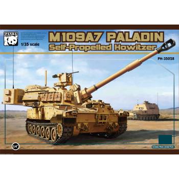 "PH35028 1/35 M-109A7 ""Paladin"" от Panda Hobby"