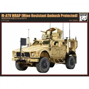 PH35001 1/35 M-ATV MRAP Vehicle, , шт от Panda Hobby
