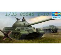 05545 Trumpeter 1/35 Советский тяжелый танк Т-10