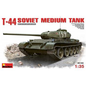 Т-44 Советский Средний Танк