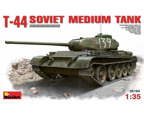 35193 Т-44 Советский Средний Танк