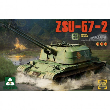 2058 1/35 ZSU-57-2 SOVIET SPAAG