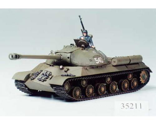 """Советский тяжелый танк ИС-3 """"Иосиф Сталин"""" с 122мм пушкой 1 фигурой командира"""