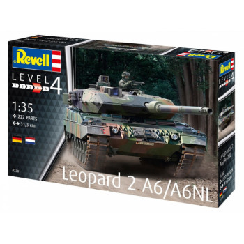 Танк Leopard 2A6/A6NL