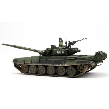 Основной Российский танк T-72B3