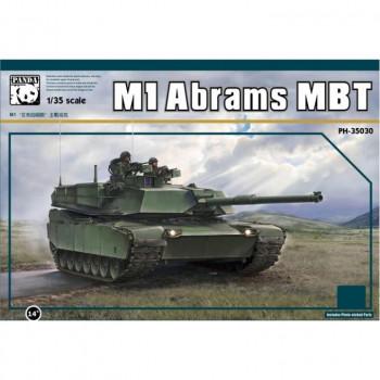 PH35030 1/35 M1 ABRAMS MBT, , шт от Panda Hobby
