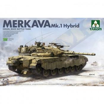 2079 1/35 Israeli Main Battle Tank Merkava 1 Hybird