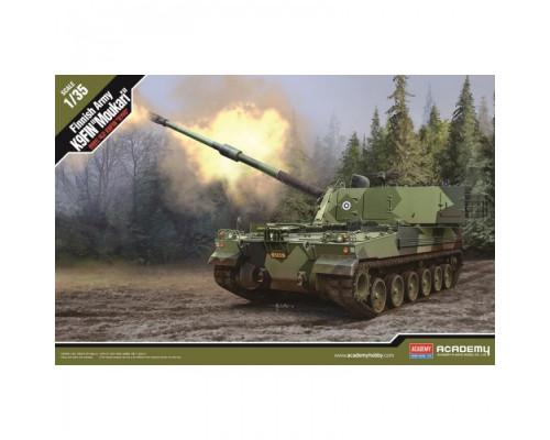 """САУ Finnish Army K9FIN """"Moukari"""" (1:35)"""