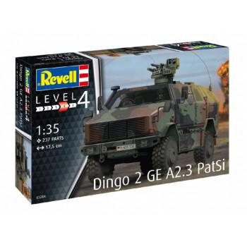 Бронетранспортер Dingo 2A3.1
