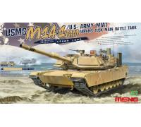 TS-032 Основной танк армии США M1A1 ABRAMS