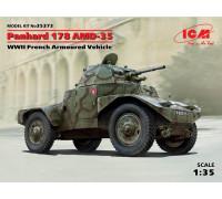 Panhard 178 AMD-35, Французский бронеавтомобиль 2 МВ