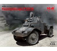 Panzerspahwagen P 204 (f), Германский бронеавтомобиль ІІ МВ