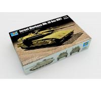 07104 Израильский танк Merkava Mk. lll Baz MBT (1:72, Trumpeter)